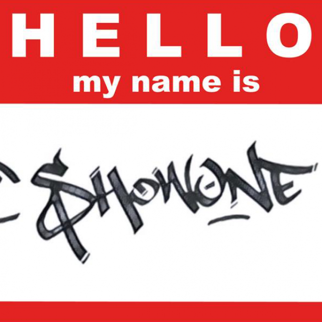 Hello my name is Show1