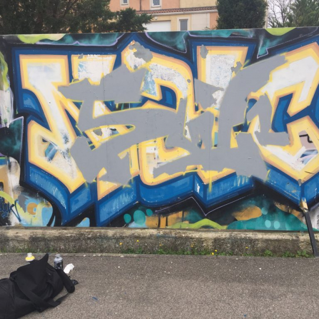 sw1 spray paint